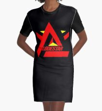 Lodestar Graphic T-Shirt Dress