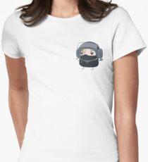 Smol GSG9 Attacker Women's Fitted T-Shirt