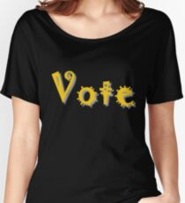 Change requires America needs to vote Women's Relaxed Fit T-Shirt