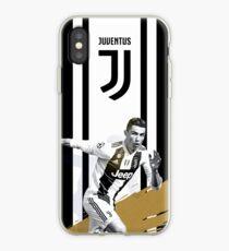 CR7 Juventus iPhone Case