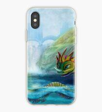 Fantasy Monster iPhone Case