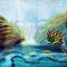 Fantasy Monster by Anthropolog