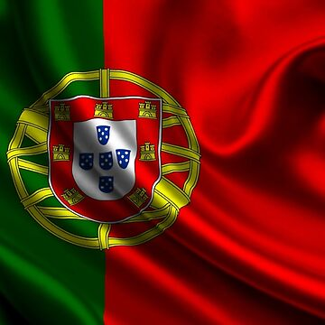 Waving Flag of Portugal by heroismo1963