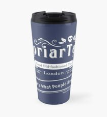 MoriarTea 2014 Edition (white) Travel Mug
