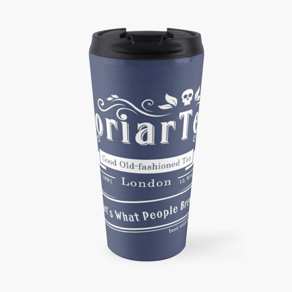 MoriarTea 2014 Edition (white) Travel Mug