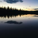 Lake Sunset in the Uinta Mountains by Jerald Simon (Music Motivation - musicmotivation.com) by jeraldsimon
