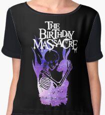 The Birthday Massacre Chiffon Top