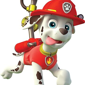 PAW Patrol Marshall by docubazar7