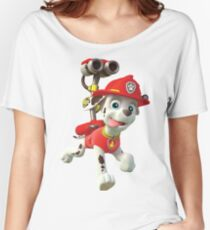 PAW Patrol Marshall Women's Relaxed Fit T-Shirt
