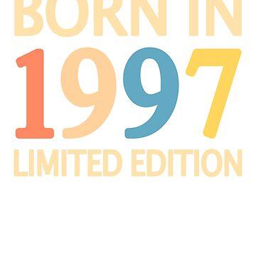 1997 birthday vintage retro by Mmastert