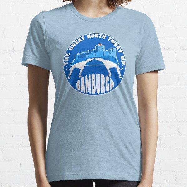 Great North Tweet Up Essential T-Shirt