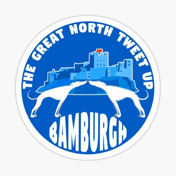 Great North Tweet Up Sticker