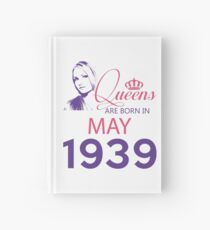 It's My Birthday 79. Made In May 1939. 1939 Gift Ideas. Hardcover Journal
