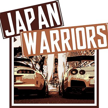 Japan warriros (GTR and Supra) by Fabrica2201