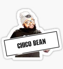 Chico bean Sticker