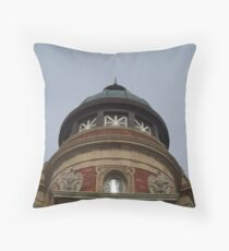 Pawtucket Library Throw Pillow