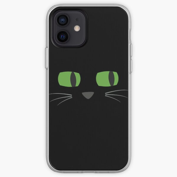 Midnight - Face Time iPhone Soft Case