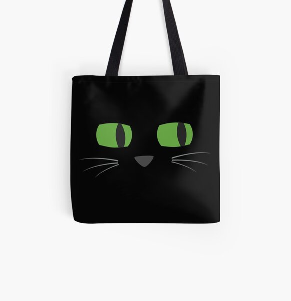 Midnight - Face Time All Over Print Tote Bag