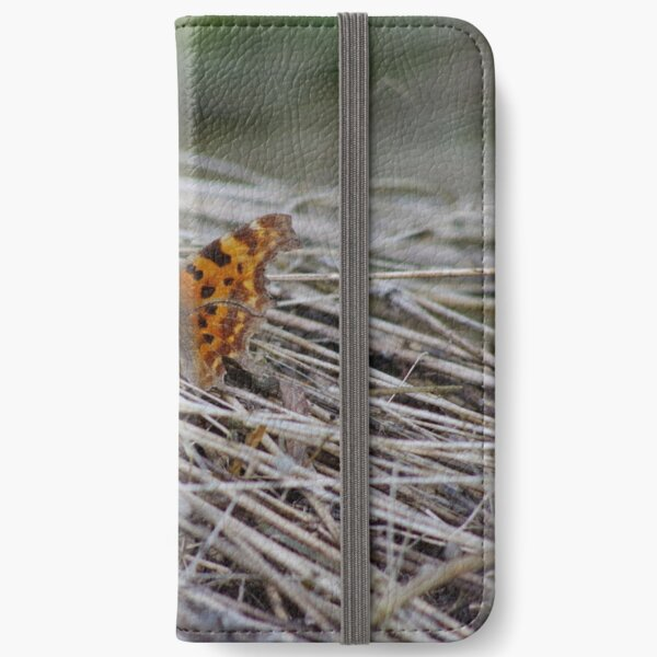 Comma Butterfly iPhone Wallet