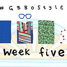 GBBO Style Week 5 by lauriepink