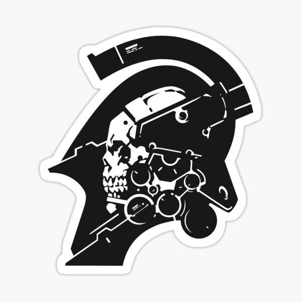 New Kojima Productions Logo Sticker