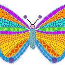 Butterfly Jewel by mrthink