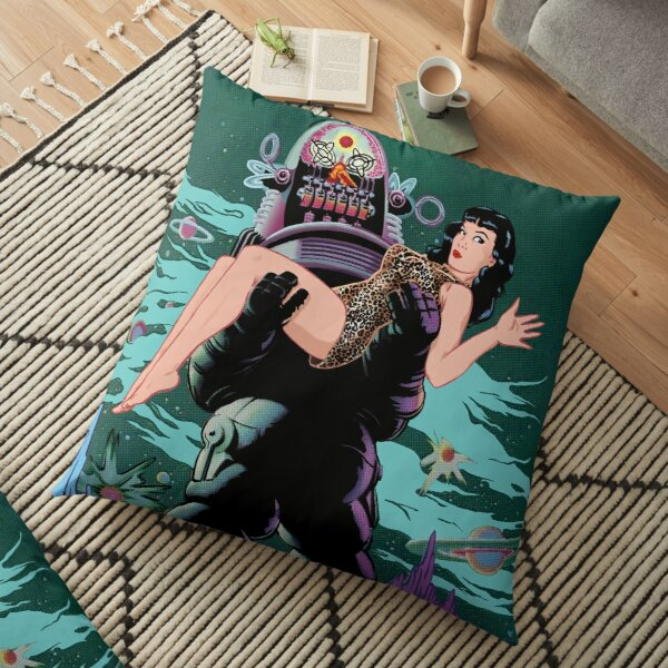 Robby and Bettie Floor Pillow