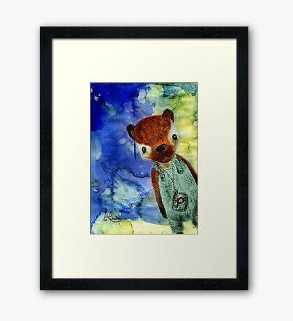 Little Pepe Framed Print