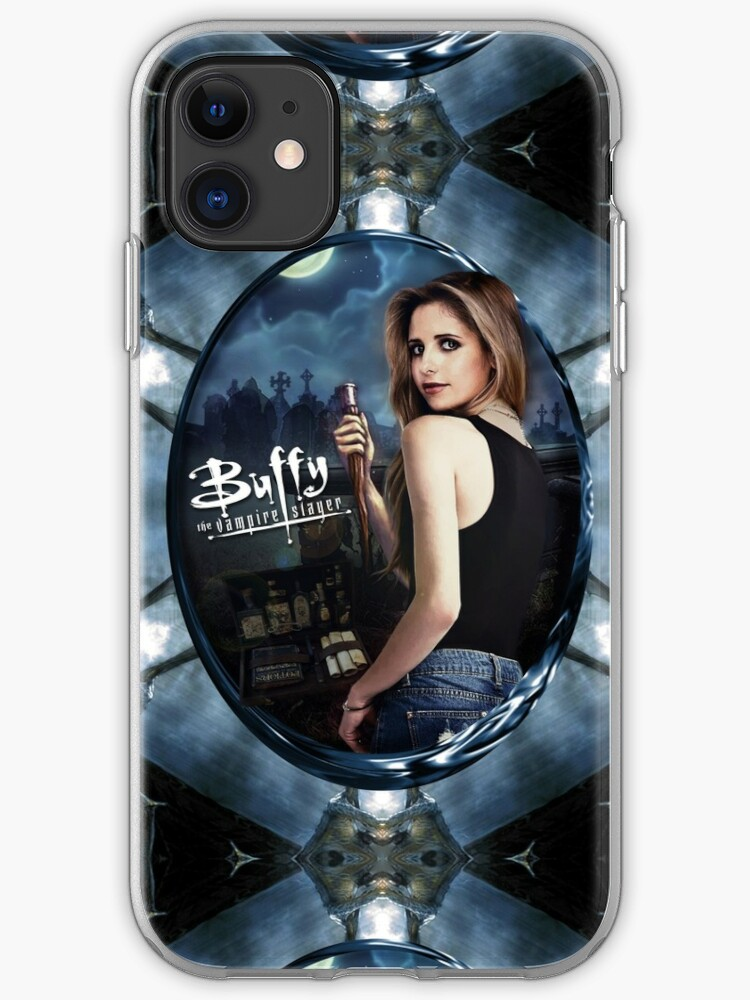 Buffy Stake iphone case