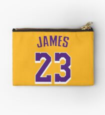 1416ccb12f6a LeBron James Lakers Studio Pouch