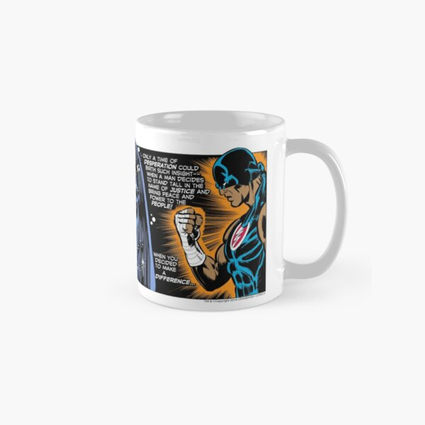 'Master Fang' Mysterious Martial-Arts Master from the other side! Classic Mug
