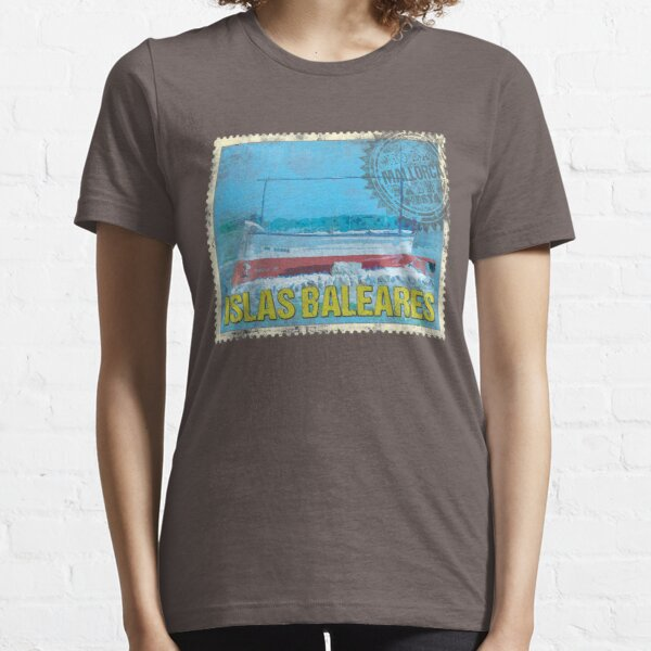 baleares stamp Essential T-Shirt
