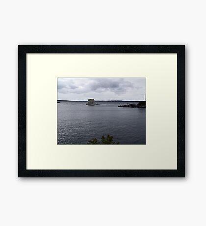 Private Workshop Framed Print