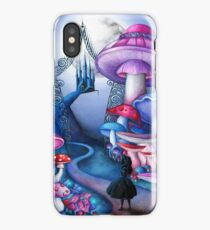 Alice Gates to Wonderland iPhone Case/Skin