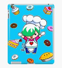 Let's get cooking! iPad Case/Skin