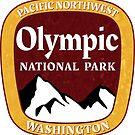 Olympic National Park Washington Pacific Northwest by MyHandmadeSigns