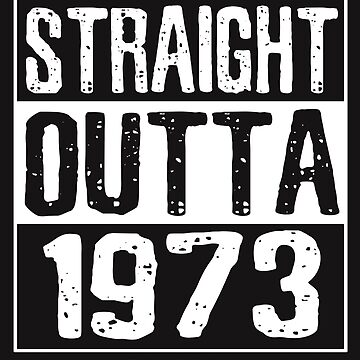 Straight Outta 1973 Dirty 45 by Maka4