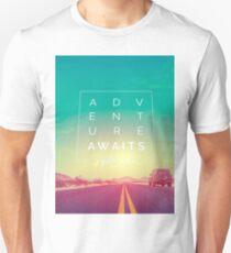 Adventure Awaits Unisex T-Shirt