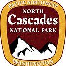 North Cascades National Park Washington Pacific Northwest by MyHandmadeSigns