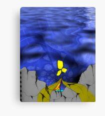 kalia: turvied Canvas Print