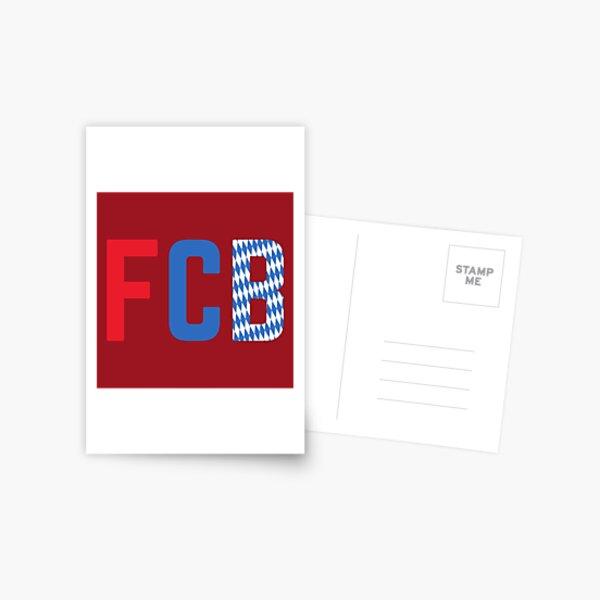 Fc Bayern Munich Postcards Redbubble