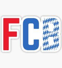 FCB - Red Sticker