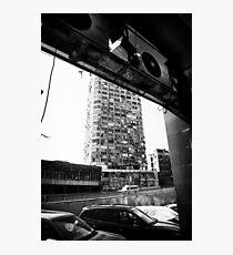 Damascus Street Scene Photographic Print