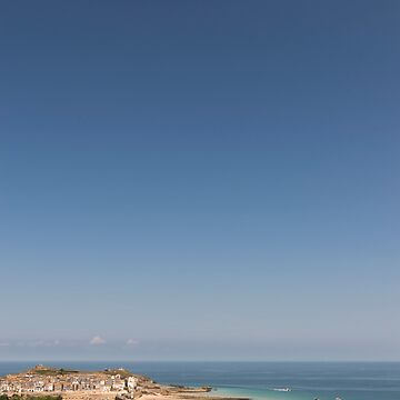 St Ives in Summer by CarolynEaton