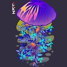 Jelly-Flower by Catherine Isla