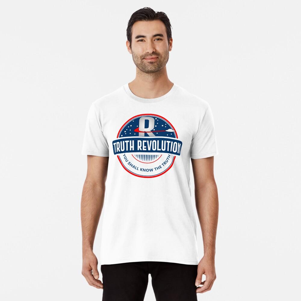 Truth Revolution Main Logo  Premium T-Shirt