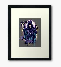 Overlord of Evil Framed Print