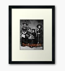 The Sweepers Framed Print