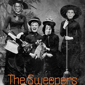 The Sweepers by ayemagine