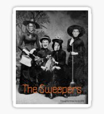 The Sweepers Sticker